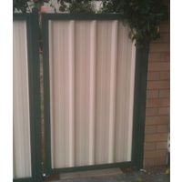 Tiger Colourbond Single Gate