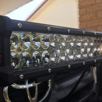 "12 INCH ""Blue Heeler"" Straight LED LIGHT BAR"