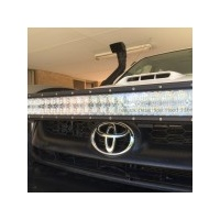 "23 INCH ""Knife Point"" Straight LED LIGHT BAR"